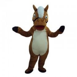 Horse Donkey Mascot Costume
