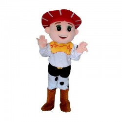 Indian Boy Mascot Costume