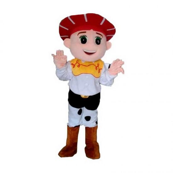 Indian Boy Mascot Costume