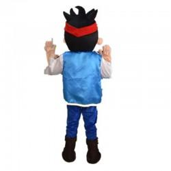 Jack Boy Mascot Costume