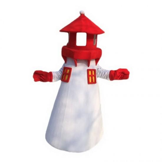 Lighthouse Mascot Costume