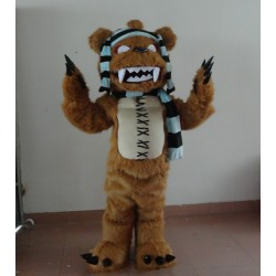 Adult Cartoon Little Monster Mascot Costumes