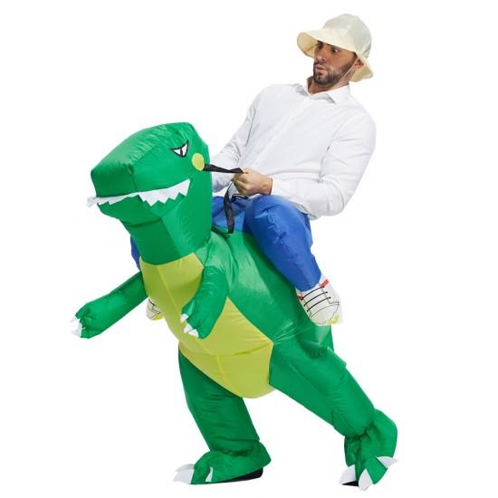 Halloween Inflatable Dinosaur Animal Costume