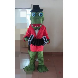 Crocodile Mascot Costume