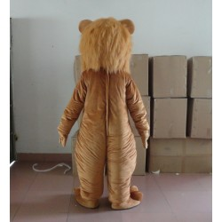 Lion Mascot Costumes Madagascar