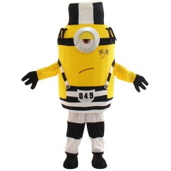 Despicable Minion Mascot Costume