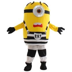 Despicable Minion Mascot Costume