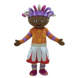 Iggle Piggle & Upsy Daisy Garden Baby Mascot Costume