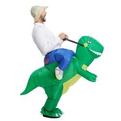 Inflatable Dinosaur Costume Halloween Costumes