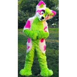 Beautiful Furry Fursuit Mascot Costume