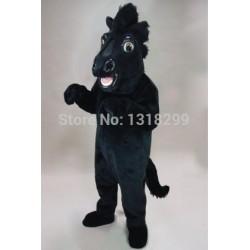 Stallion Mustang Horse Mascot