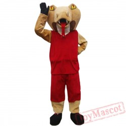 Animal Snake Mascot Costume for Adult & Kids