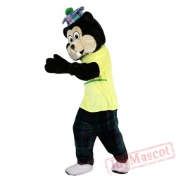 Animal Bear Mascot Costume for Adult & Kids