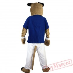 Animal Bull Mascot Costume for Adult & Kids