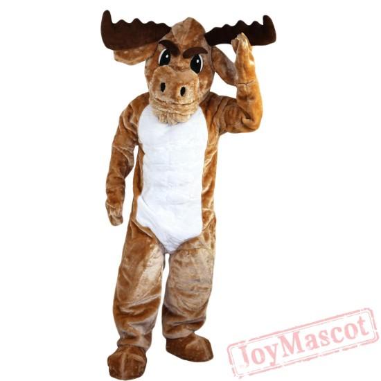 Animal Deer Mascot Costume for Adult & Kids