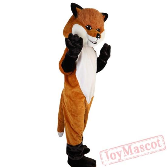 Animal Fox Mascot Costume for Adult & Kids