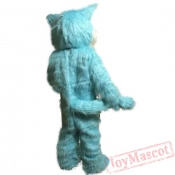 Animal Wolf Mascot Costume for Adult & Kids
