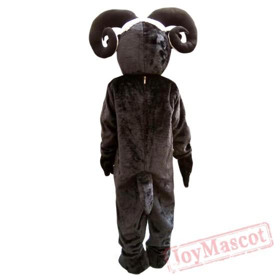 Animal Goat Mascot Costume for Adult & Kids