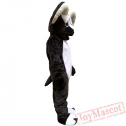 Animal Goat Mascot Costume for Adult & Kids