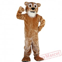 Animal Lion Mascot Costume for Adult & Kids