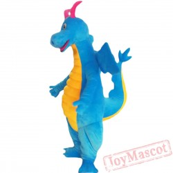 Animal Dragon Mascot Costume for Adult & Kids