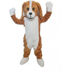Beagle Mascot Costume for Adult