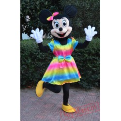 Minnie Mouse Mascot Costumes