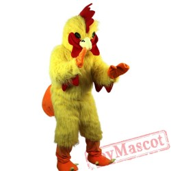 Rhubarb Chicken Mascot Costume