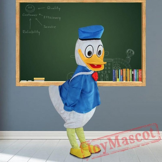 Daisy Duck Mascot Costumes for Adult