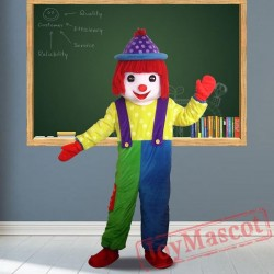 Clown Mascot Costumes for Adult