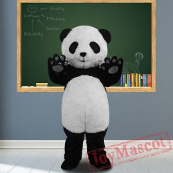 Polar Bear / Panda Mascot Costumes for Adult