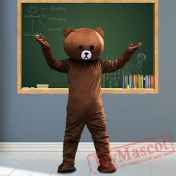 Bear Mascot Costumes for Adult
