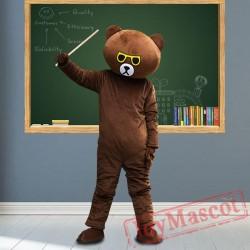 Bear Mascot Costumes for Adult