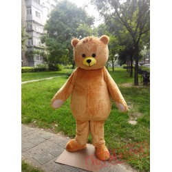Bear Mascot Costum