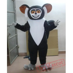 Black Koala Bear Mascot Costume
