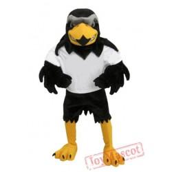 Deluxe Plush Falcon Mascot Costume Eagle Costume