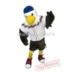 Eagle Sports Mascot Costume Adult