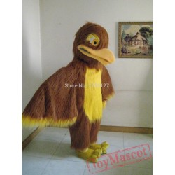Eagle Hawk Falcon Mascot Costume