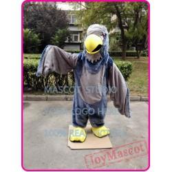 Plush Eagle Mascot Costume Hawk Falcon Custom
