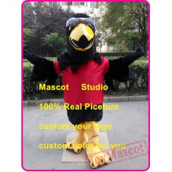 Eagle Mascot Costume Hawk Falcon Mascot