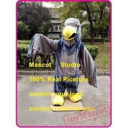 Plush Eagle Mascot Costume Hawk Falcon Costume