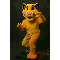 Lion King Mascot Costume Carnival Costume