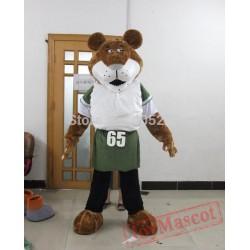Sport Lion Mascot Costumes