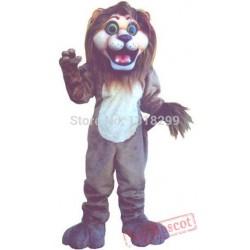 Andy Lion Mascot Costume