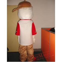 Animal Cartoon Little Chicken Mascot Costume