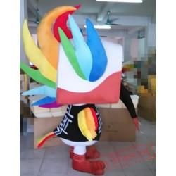 Animal Cartoon Little Bird Mascot Costume