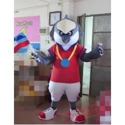 Animal Cartoon Little Eagle Mascot Costume