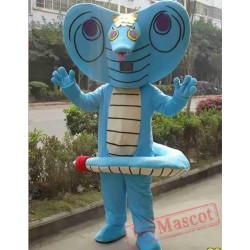 Animal Cartoon Cosplay Eye Snake Mascot Costume