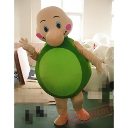 Animal Cartoon Little Turtle Mascot Costume