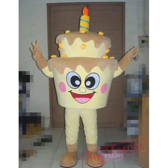 Enjoyable Cosplay Cartoon Birthday Cake Mascot Costume Personalised Birthday Cards Xaembasilily Jamesorg
